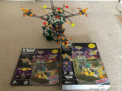 KNEX Supersonic Swirl Building Set Boxed • 7.50£