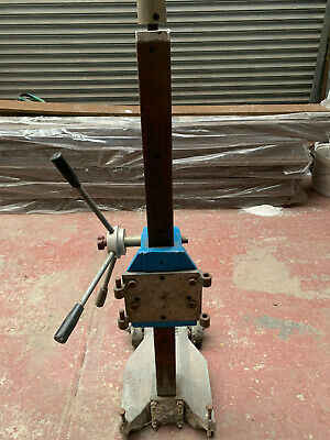 Diamond Drilling Rig With Heavy Duty Vertical Extension Section. • 350£