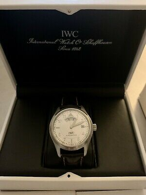 IWC Spitfire UTC 3251-07 GMT Pilots Watch With Box And Certificate • 2,250£