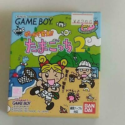 £24.34 • Buy Found In The Game Tamagotchi 2 Nintendo Game Boy GB Japanese Version New