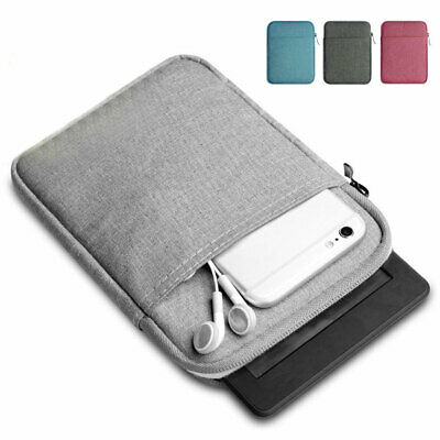 6-inch Soft Sleeve Bag Case Cover Pouch For Kindle Paperwhite  Tablet • 6.24£