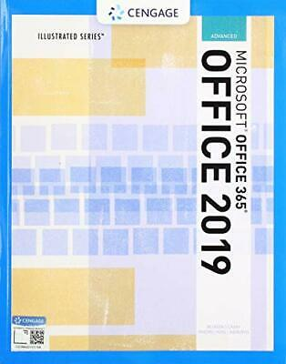AU99.80 • Buy Illustrated Microsoft Office 365 & Office 2019 , Beskeen, Cram, Duffy, F..