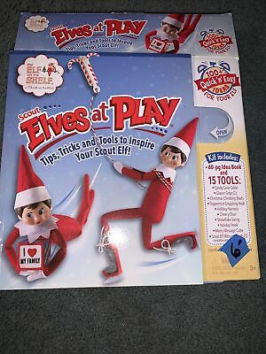 AU24.98 • Buy Elf On The Shelf A Christmas Tradition Toy Figure Some Accessories