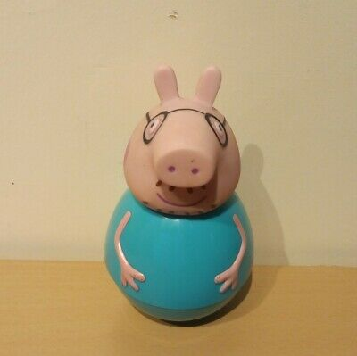 Large Daddy Pig Weeble  • 8£
