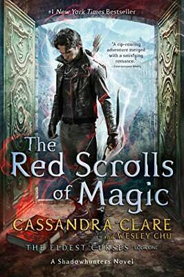 £6.54 • Buy The Red Scrolls Of Magic (The Eldest Curses), Clare, Chu 9781471195112 New+-