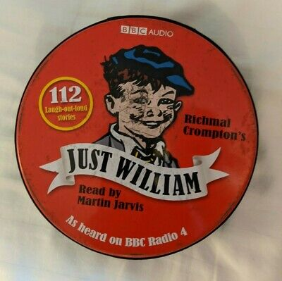 BBC Audio Richmal Crompton's Just William 28 CD Set Read By Martin Jarvis • 32£