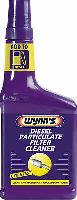 Wynn's Diesel Particulate Filter Cleaner DPF Ultra Fast 325ml (Part No 28272) • 9.45£