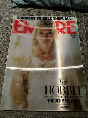 Empire The Hobbit Hologram Galadriel Limited Edition Cover • 5£