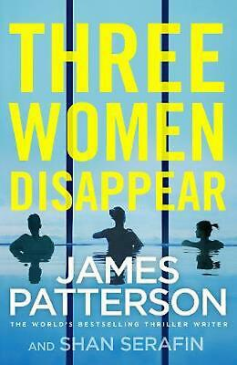 AU32.10 • Buy Three Women Disappear By James Patterson (English) Paperback Book Free Shipping!