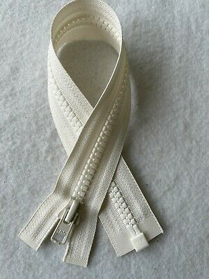 £3 • Buy YKK VISLON Zips No.5 No.8 No.10 Open End Closed End 2Way And Open End Reversible