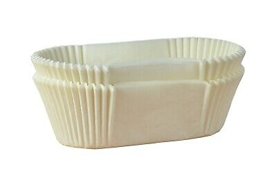 Non-Stick Grease Proof 1lb Or 2lb Paper Loaf Cake Tin Liners (Pack 1/20/40/100) • 6.99£
