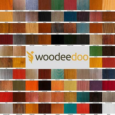 £16.95 • Buy Water-Based Interior Wood Stain   Fast Dry Effective Easy Use Dye   80 Colours