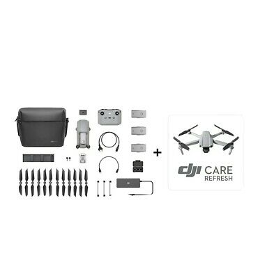AU1930.58 • Buy Dji Mavic Air 2 Fly More Combo  Auto-Activated Dji Care Refresh Bundle-Drone Qu