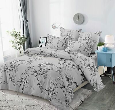AU32 • Buy All Size Bed Ultra Soft Quilt Duvet Doona Cover Set Bedding Pillowcase Daisy