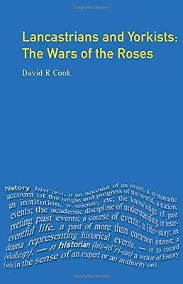Lancastrians And Yorkists: The Wars Of The Roses (Seminar Studies In History), C • 2.93£