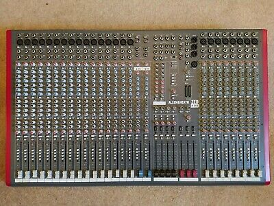 Allen And Heath Zed 428 Analogue Mixing Console • 599£