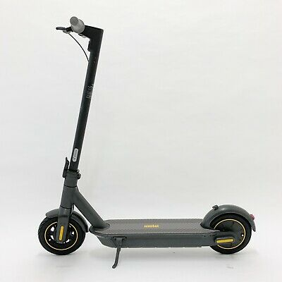 New 100% Genuine Ninebot Max G30 Electric Scooter UK - Needs Repairing • 539.99£
