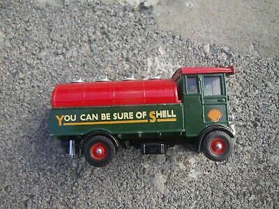 Corgi Shell Mex Diecast Petrol Tanker Vehicle • 1.99£
