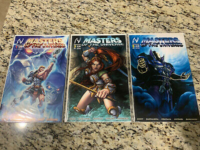 $33.95 • Buy Masters Of The Universe #1 2 3 4 5 6 [MVCreations 2004] {6 Issue Comic Lot}