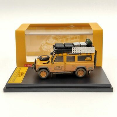 Master 1/64 Land Rover Defender 110 Camel Cup Diecast Models Collection Toys Car • 25.50£