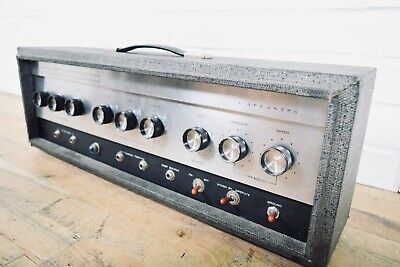 $ CDN1076.09 • Buy Sears Silvertone 1485 Amplifier Vintage Tube Guitar Amp Head (church Owned)