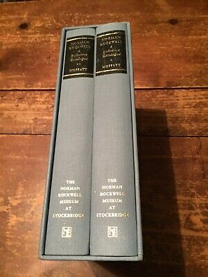 $ CDN84.33 • Buy Norman Rockwell ~ A Definitive Catalogue ~ 2 Volume