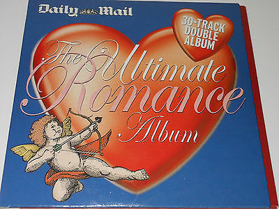 Daily Mail Music CD - The Ultimate Romance Album - Disc 1 Only • 2.50£