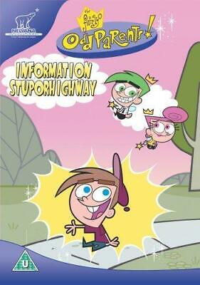 The Fairly Odd Parents - Information Stuporhighway [DVD], Very Good DVD, , • 3.17£