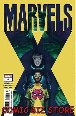 Marvels X #6 (of 6) (2020) 1st Printing Alex Ross Main Cover ($4.99) • 4.25£