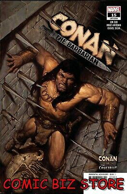 Conan The Barbarian #15 (2020) 1st Printing Main Cover Marvel Comics • 3.65£