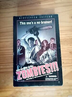 Zombies!!! Widescreen Edition Board Game • 4.99£