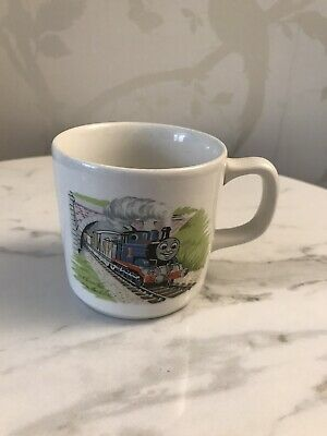 Vintage Wedgwood Collectable Thomas The Tank Engine Mug Cup -1984 NEVER USED  • 3.20£