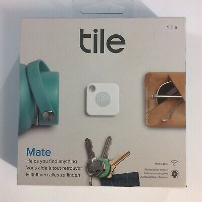 Tile Mate ~ RT-13001 ~ Model T5001 ~ Key / Item Locator • 14.16£