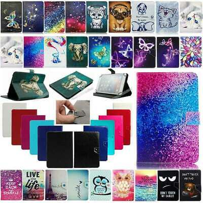 AU16.99 • Buy For LASER 7.0 10 Inch Tablet 1087 | 787 | 786 Universal Leather Stand Case Cover