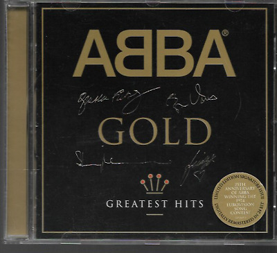 Abba Gold Greatest Hits Cd Collection Best Of 19 Classic Tracks Vgc • 2.99£