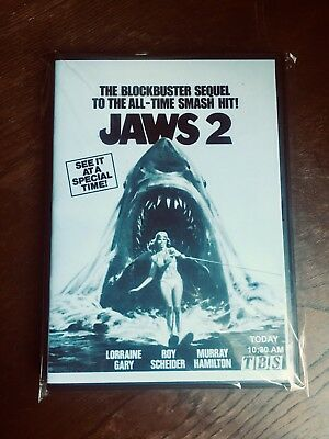 Jaws 2 (1978) - TV Version - DVD • 9.99£