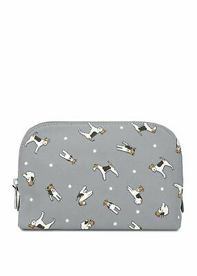 Hobbs Bailey Cosmetic Bag Grey Multi One Size UKRRP29 • 20.15£