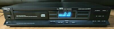 Vintage Philips CD471 Stereo Compact Disc CD Player HiFi Separate - CDM2 TDA1541 • 49.99£