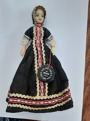 Vintage Rexard Doll With Label 8 Inches Tall  • 1£