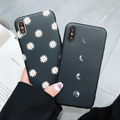 Case For IPhone 11 Pro XR XS Max 7 8 6 Soft Matte Phone TPU Silicone Cover • 2.99£