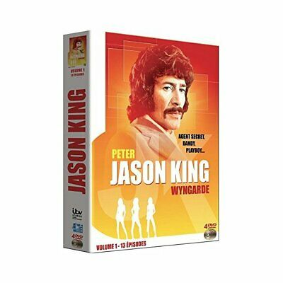 DVD - Jason King - Coffret 1 (13 épisodes) • 28.22£