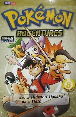 AU5 • Buy Pokemon Adventures Gold And Silver