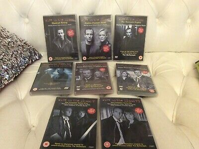 Wire In The Blood DVDs Series 1-6 • 2.49£