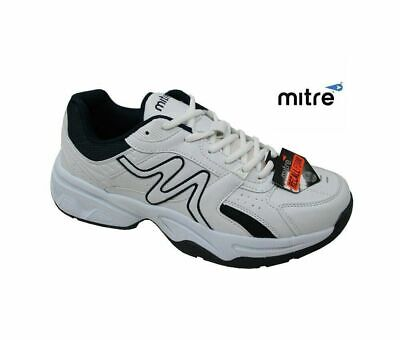 Mens Mitre Extra Wide Fitting Memory Foam Lace Up Sports Walking Trainers Shoes  • 18.98£