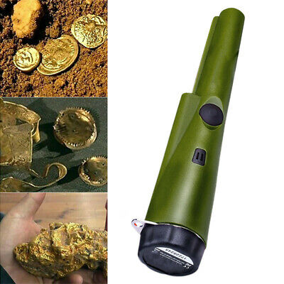 Green Metal Detector GP Pinpointer Pointer Holster Pin Gold Probe Propointer UK • 13.99£