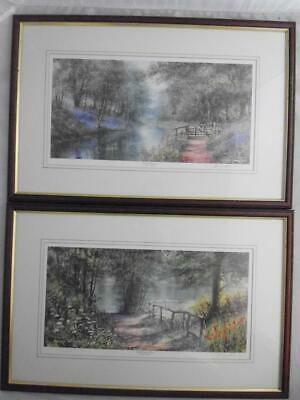 2 X Terry Harrison Framed Prints • 35£