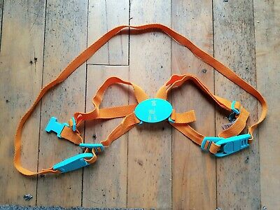 Child / Toddler Reins Harness Mothercare Birth To 4 Years Orange Used  • 1.49£