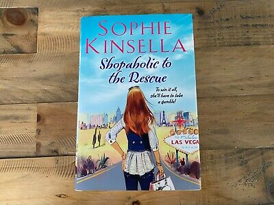 Shopaholic To The Rescue  - Sophie Kinsella - Excellent Condition • 2.99£