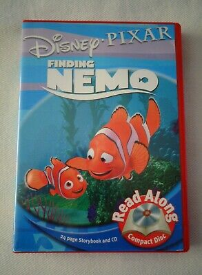£2.95 • Buy Disney Pixar Finding Nemo Read Along Cd And 24 Page Storybook