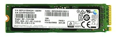 $ CDN82.20 • Buy Oem Microsoft Surface Pro 4 1724 Samsung Mz-flv1280 128gb Ssd Windows 10 Pro